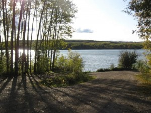 Montney Centennial Park on Charlie Lake
