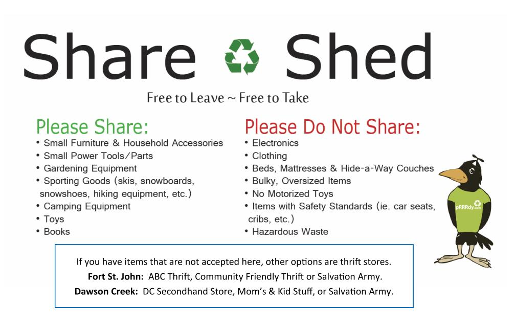 share_shed