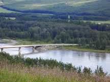 Blackfoot Park, Peace River Regional District