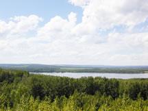 Swan Lake, Peace River Regional District