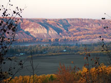BC Peace River Valley, Peace River Regional District