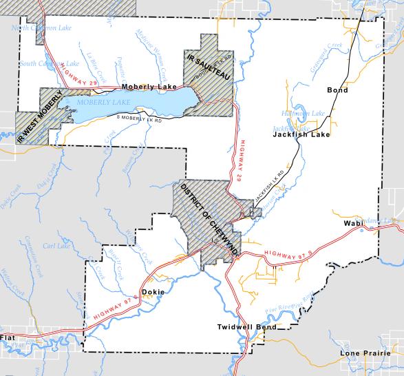West peace map