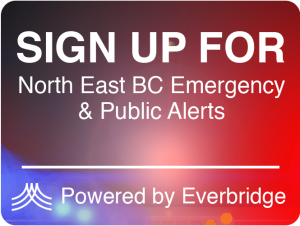 Signup for Emergency & Public Alerts