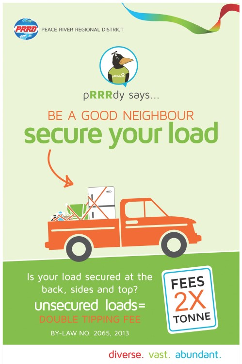 Unsecure Load Poster
